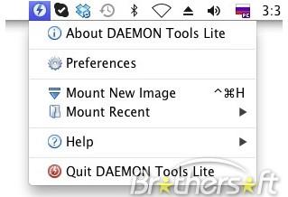 DAEMON Tools Lite for mac截图