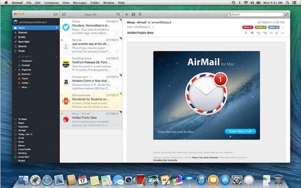 Airmail for Mac截图