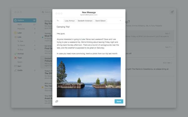 Mailbox for mac截图