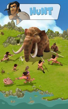 野蛮时代部落入侵