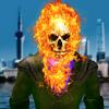 幽灵火骷髅