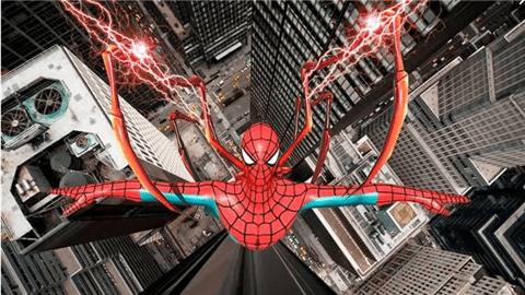突变蜘蛛侠英雄