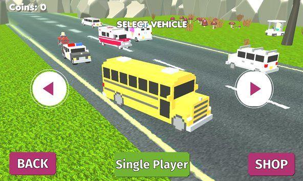 像素公交车争霸