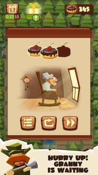 给我蛋糕吃