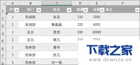Excel借助ROW函数快速制作序号的图文详解截图