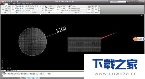 用CAD计算面积和周长的操作教程截图