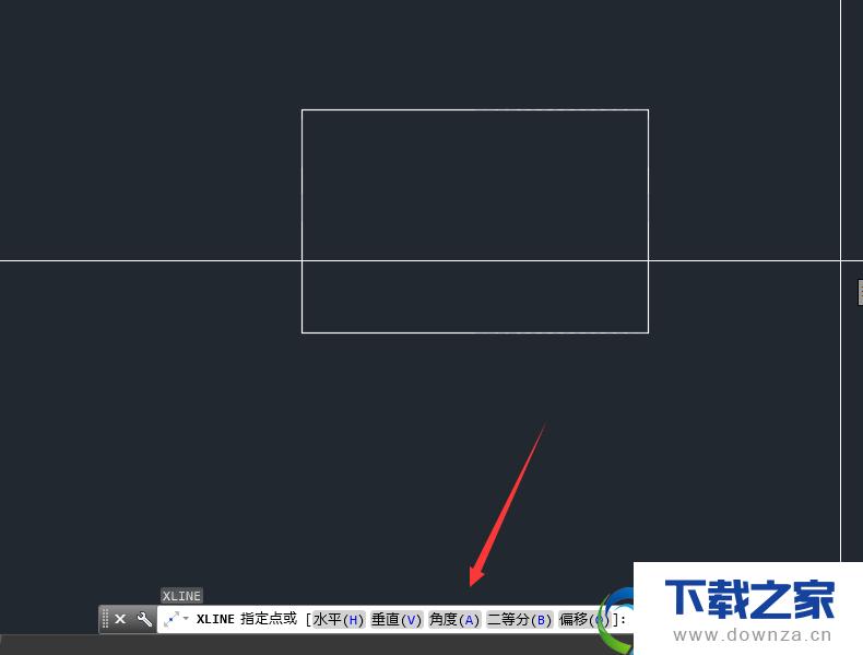使用CAD画角度直线的方法大全截图
