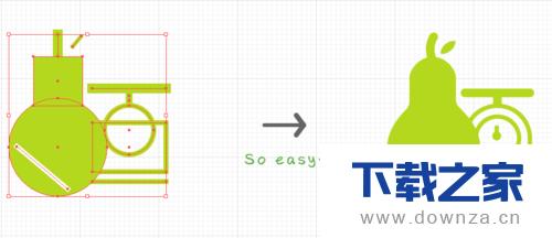 利用AI制作出一组简单大气的微图标的图文教程截图