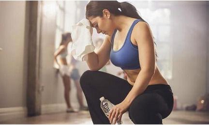 在keep健身软件中测体脂的基本操作流程