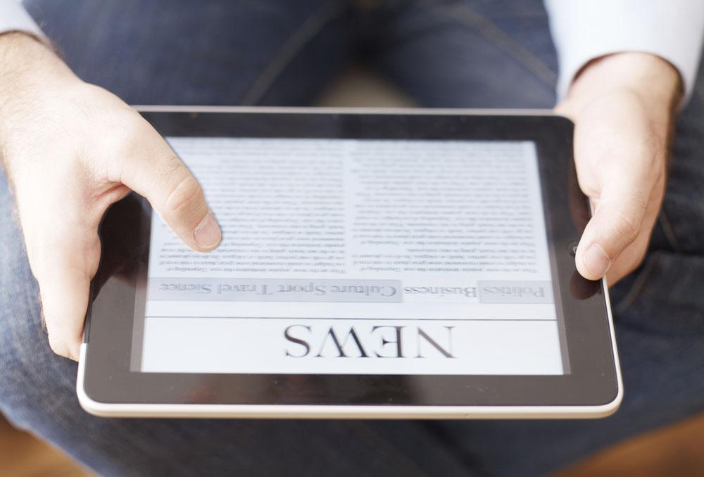 iPad新闻应用